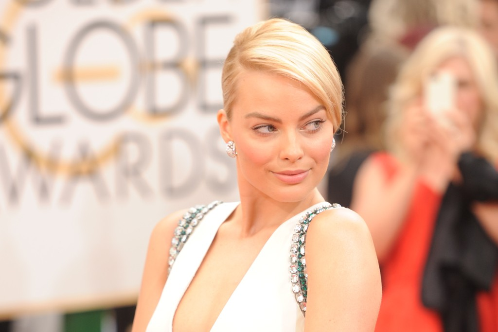 Margot Robbie: A tattoo gun. I started giving tattoos recently. I've given five. And now I want my own gun.