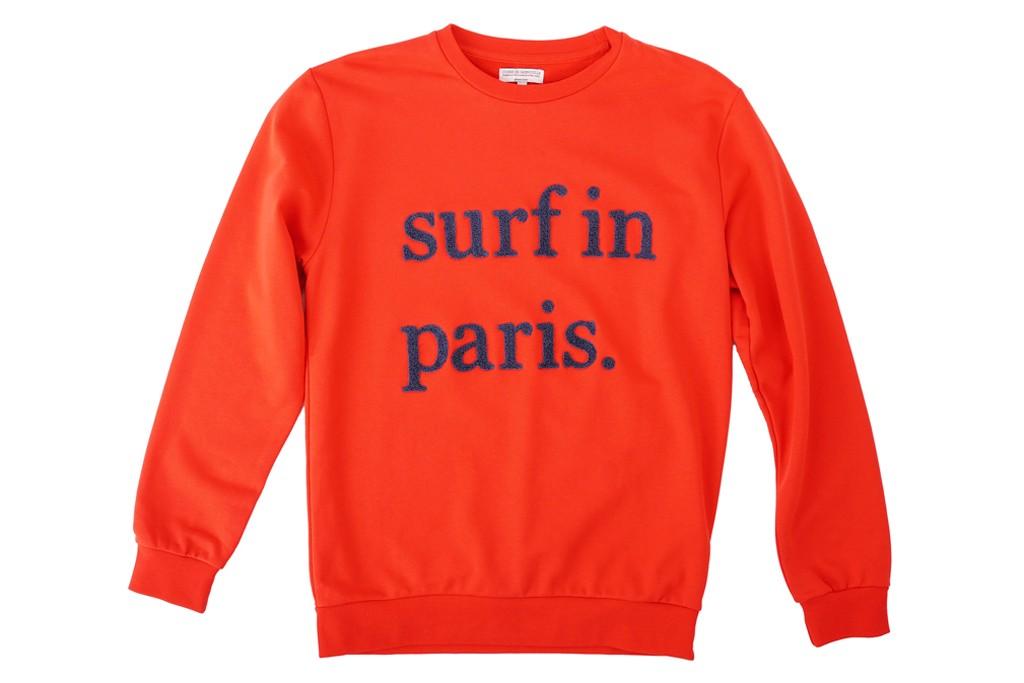 Sweatshirt by Cuisse de Grenouille.
