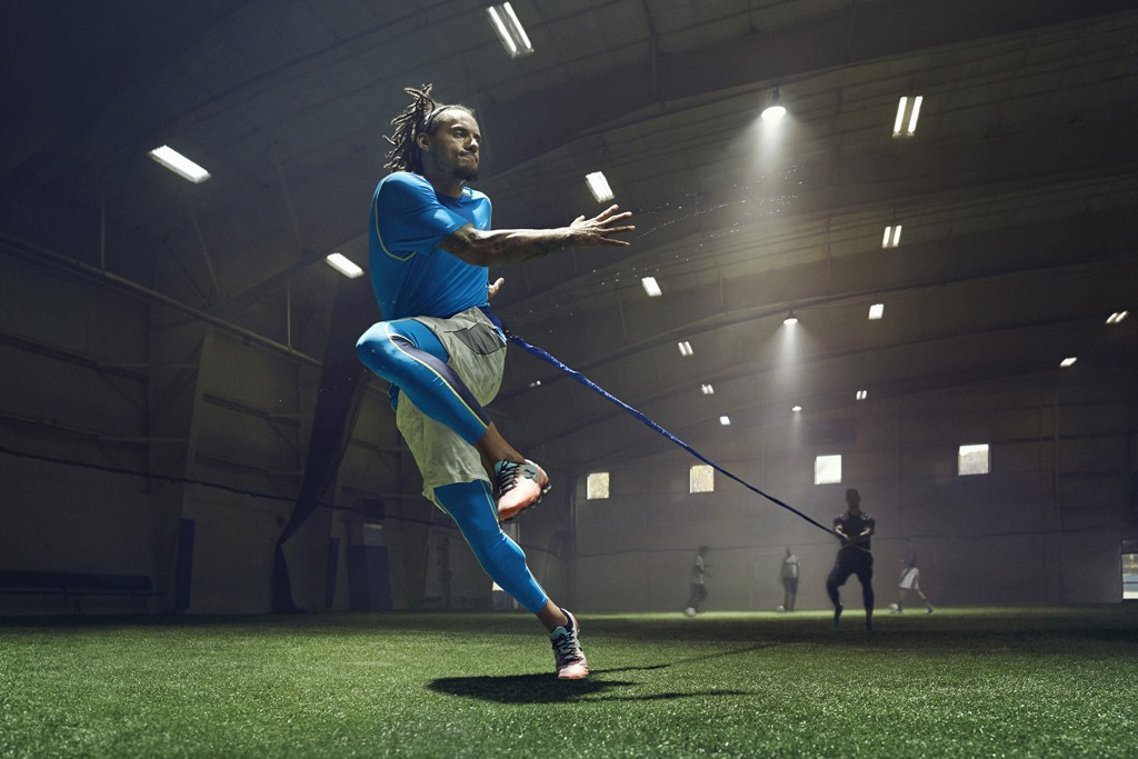 Under Armour built its business on compression apparel.