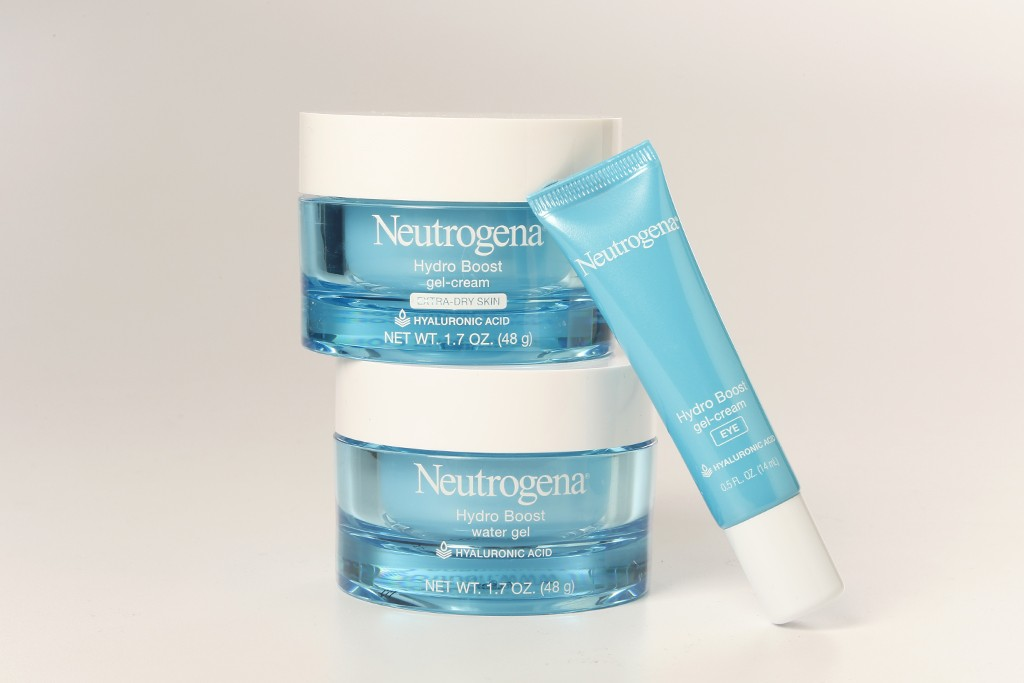 Neutrogena's Hydro Boost Collection