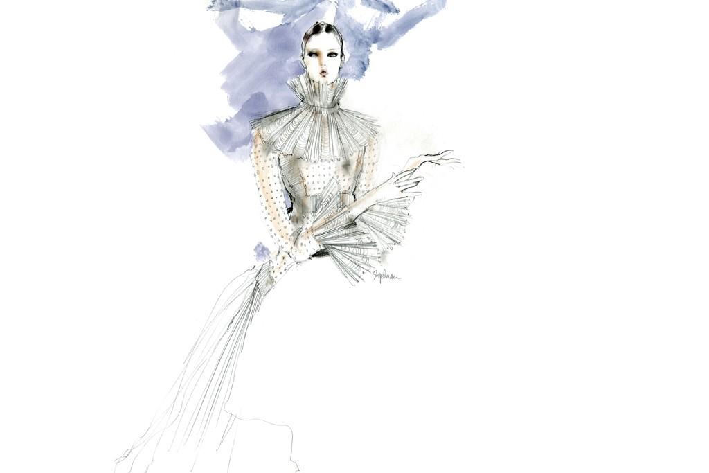 Valentino's special New York couture collection by Maria Grazia Chiuri and Pierpaolo Piccioli.