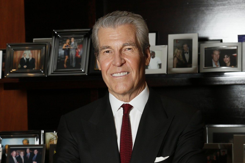 Terry Lundgren Newsmaker of the Year.