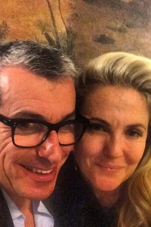 Giorgio Guidotti and Cornelia Guest