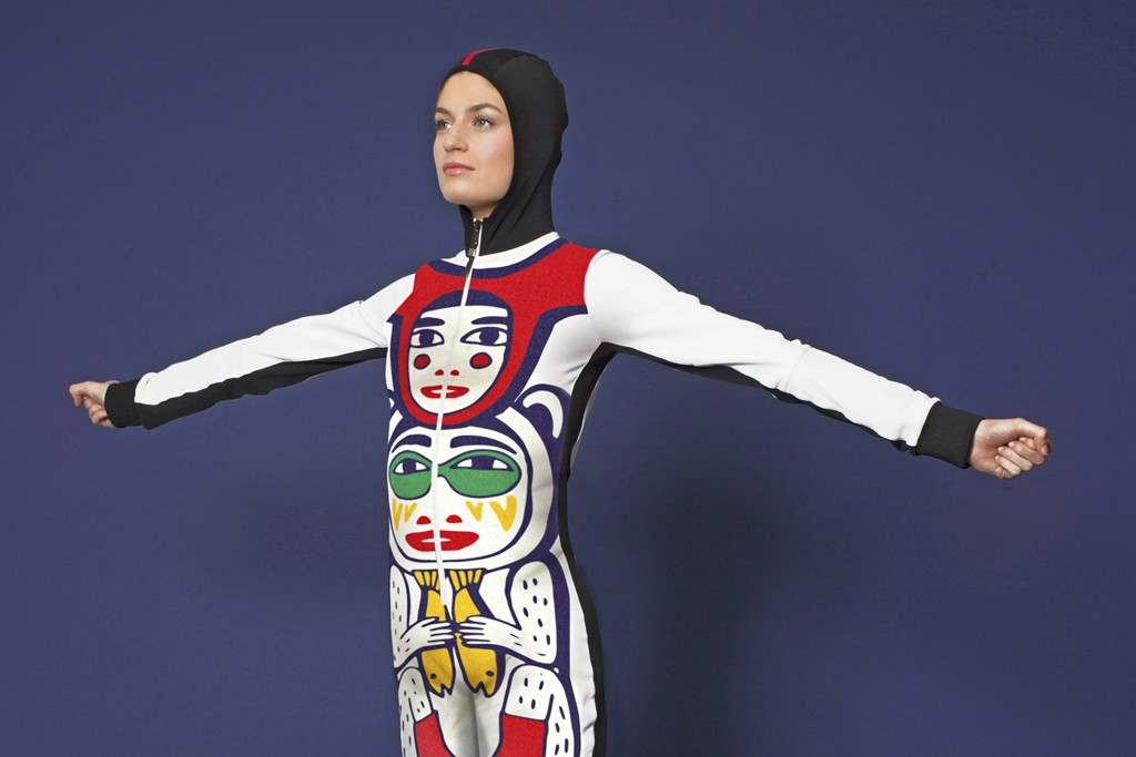 Jean Charles de Castelbajac for Rossignol winter.
