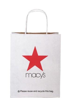 Store: Macy's in New York City.