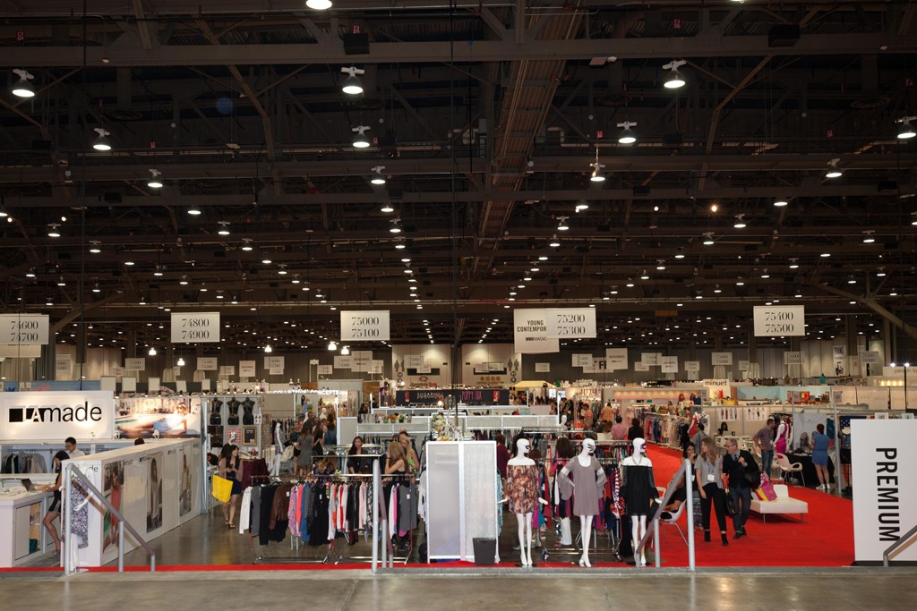 WWDMAGIC will unveil sections for women's outerwear and DIY accessories.