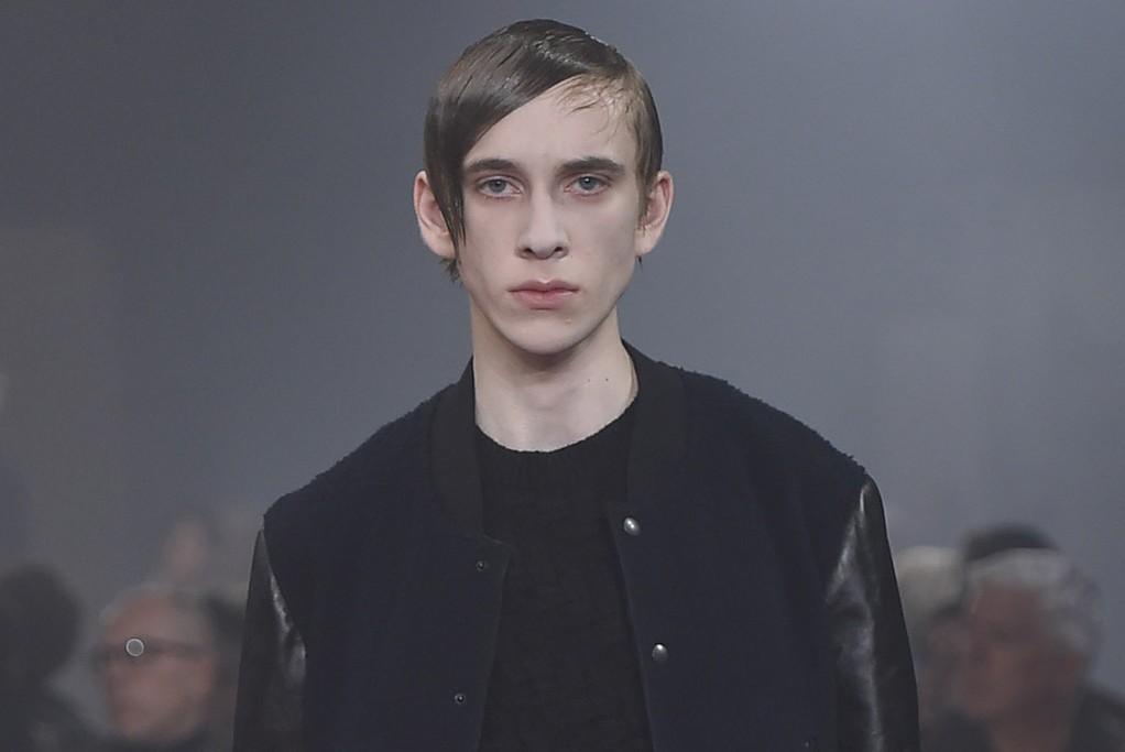 Alexander McQueen Men's RTW Fall 2015