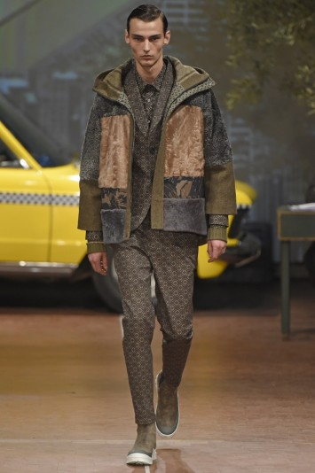 Antonio Marras Men's RTW Fall 2015