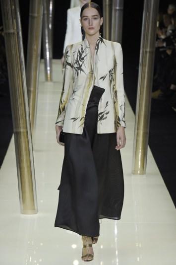 Giorgio Armani Privé Couture Spring 2015