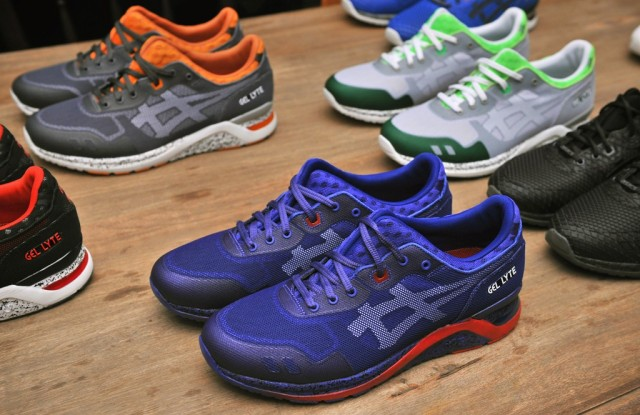 Shoes from Asics Tiger