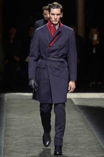 Brioni Men's RTW Fall 2015