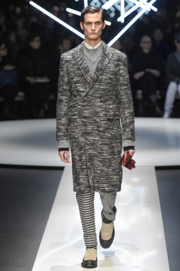 Canali Men's RTW Fall 2015