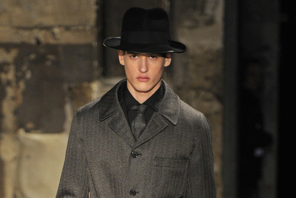 Cerruti Men's RTW Fall 2015