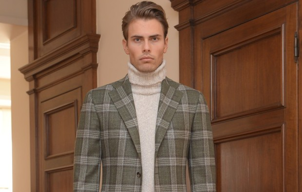Cesare Attolini Men's RTW Fall 2015