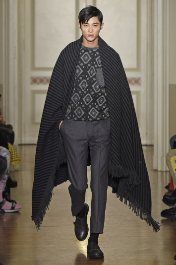 Christian Pellizzari Men's RTW Fall 2015
