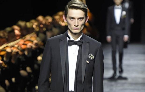 Dior Homme Men's RTW Fall 2015