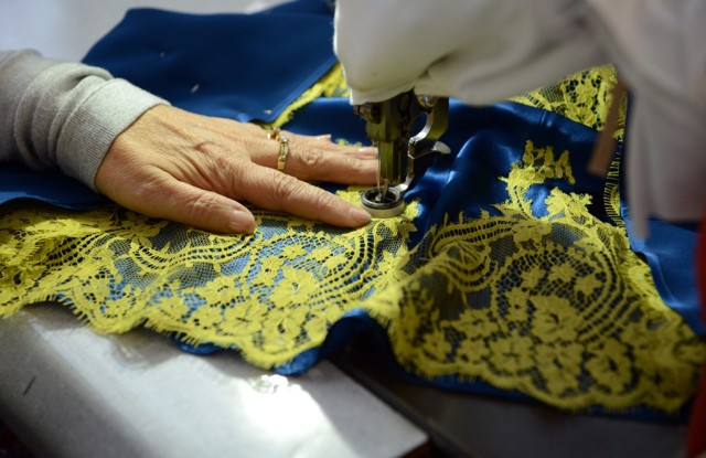 ITECH is based in Lyon, known for it textile industry.