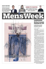 WWD Mens Week January 15 2015 Cover