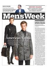 WWD Mens Week January 29 2015 Cover