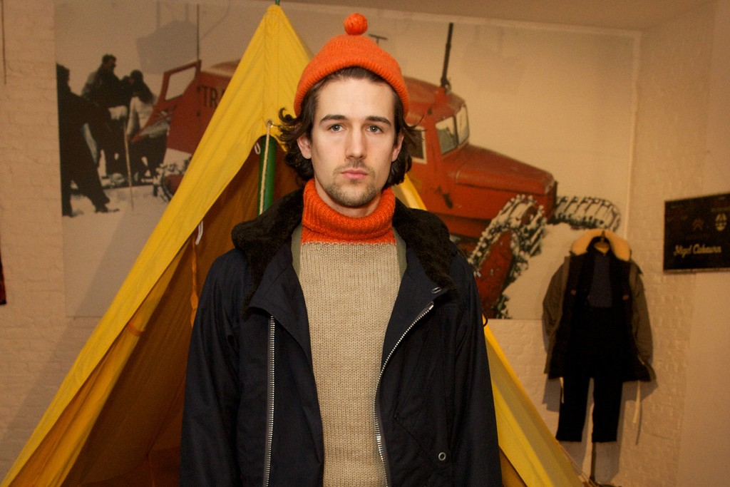 Nigel Cabourn Men's RTW Fall 2015