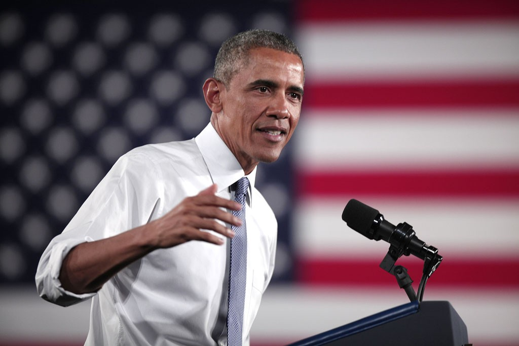 President Obama is pressing for increased cybersecurity measures.