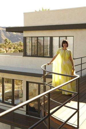 Trina Turk shared her favorite Palm Springs hangouts with WWD.