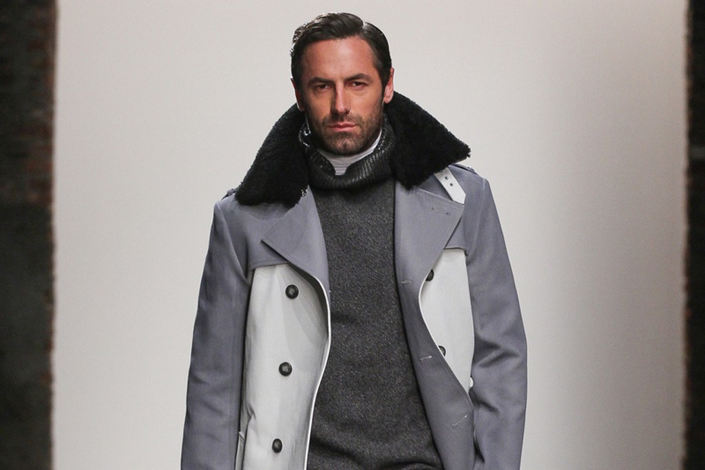 Asaf Ganot Men's RTW Fall 2015