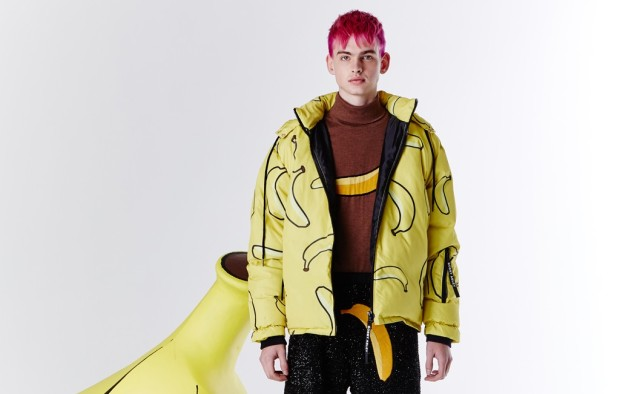 Bobby Abley Men's RTW Fall 2015