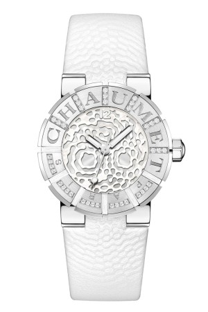 The Chaumet Class One watch by Loris Cecchini