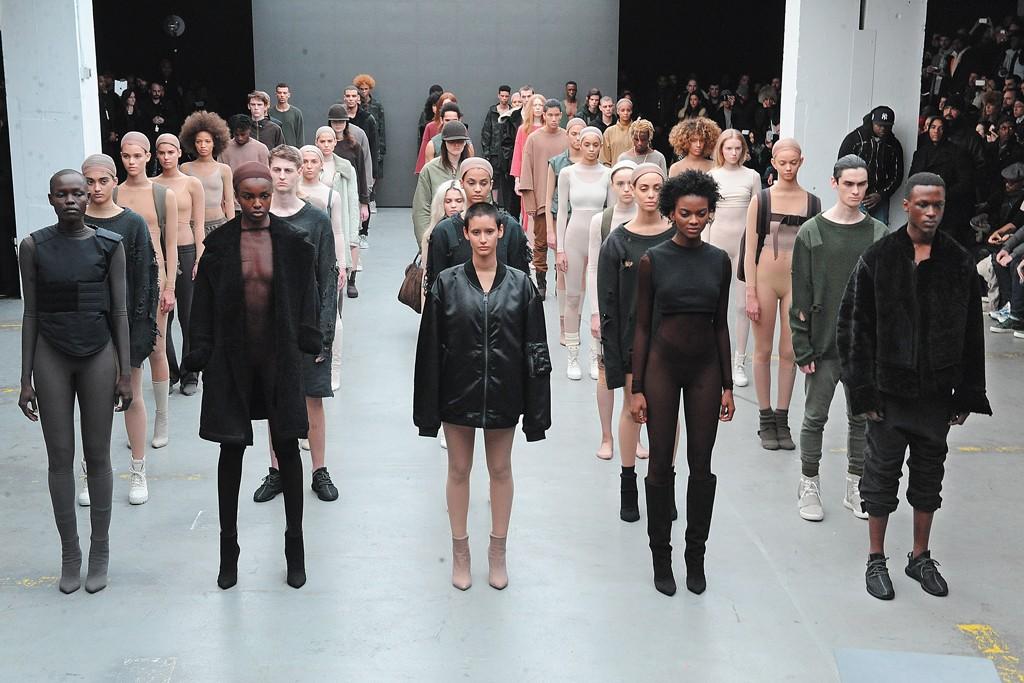 A look at Kanye West x Adidas Originals Yeezy Season 1