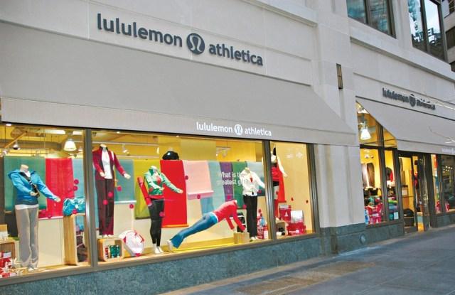 Lululemon Athletica Inc.