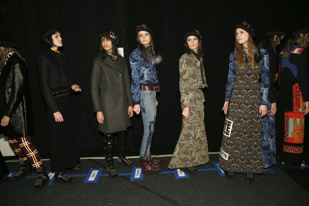Marc by Marc Jacobs RTW Fall 2015