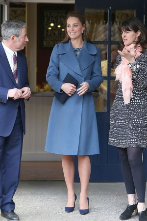 The Duchess of Cambridge in Sportmax