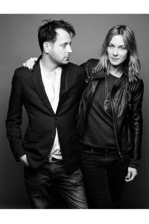 Paulo Melim Andersson and Cecilia Bönström