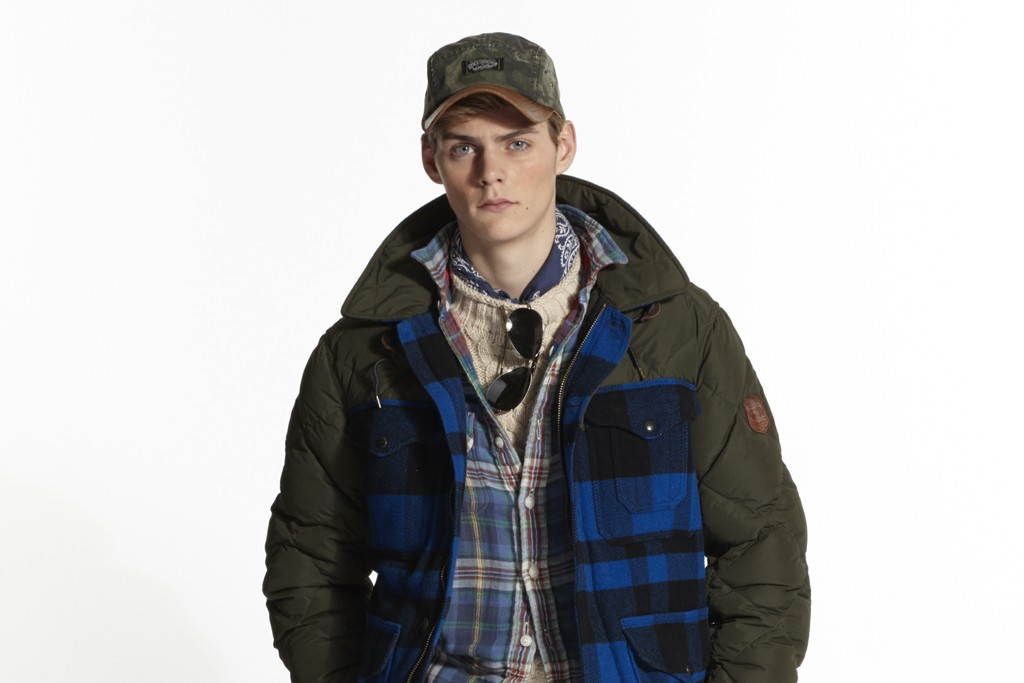 Polo Ralph Lauren Men's RTW Fall 2015