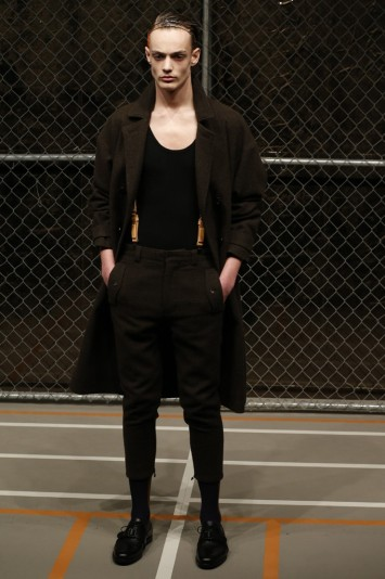 Robert Geller Men's RTW Fall 2015