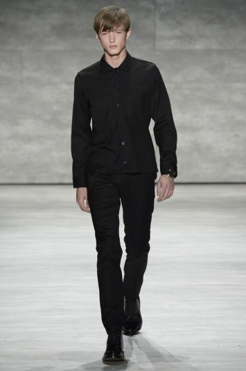 Todd Snyder Men's RTW Fall 2015