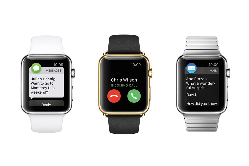 Looks from Apple Watch.