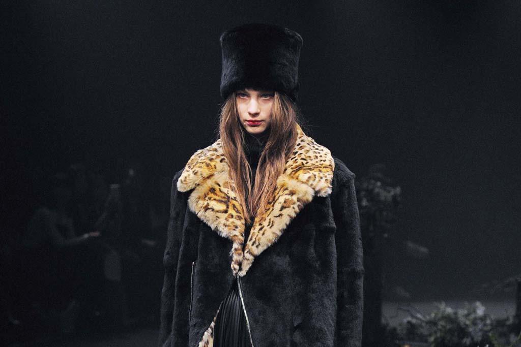 Tokyo Fashion Week: Christian Dada RTW Fall 2015