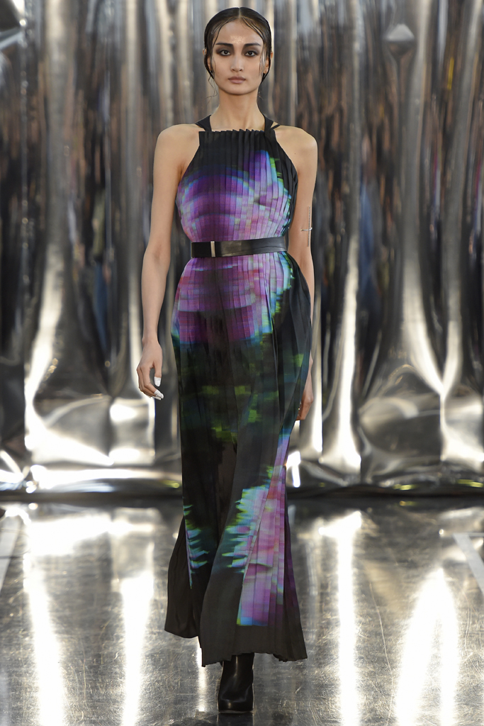 A design from Christine Phung's fall 2015 collection