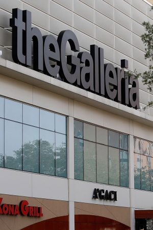 The Galleria, owned by Simon Property Group. The Galleria, owned by Simon Property Group.