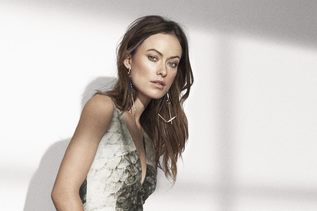 Olivia Wilde in H&M's Conscious Exclusive campaign