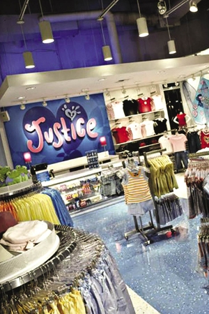 The new rules could impact BTS at retailers such as Justice.