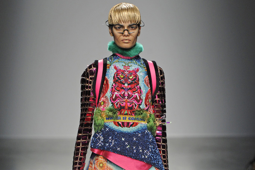 Manish Arora RTW Fall 2015