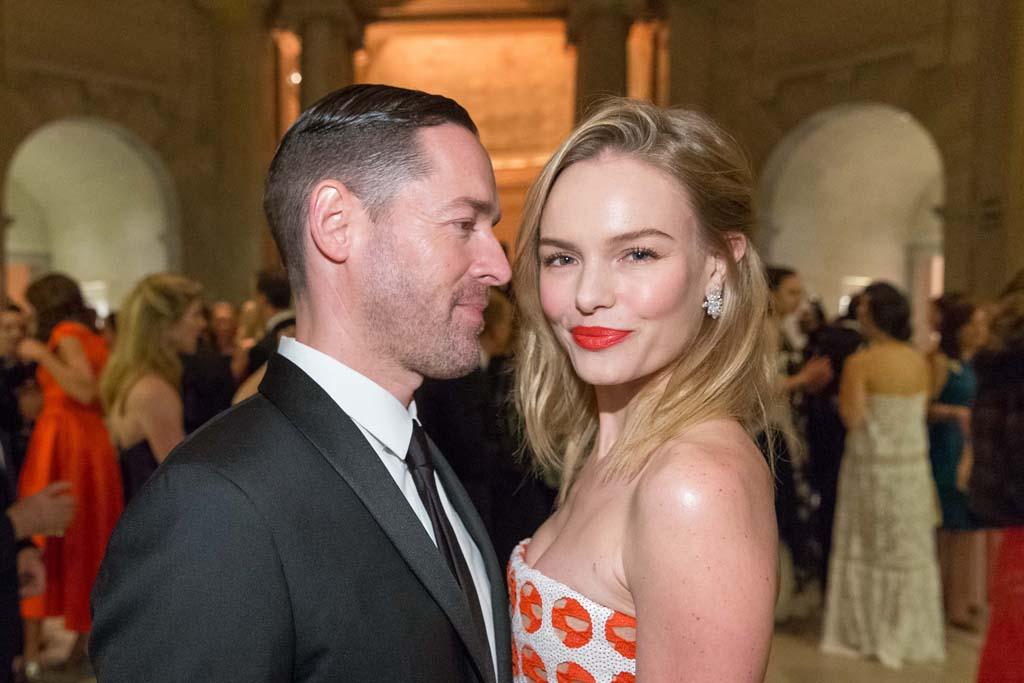 Michael Polish, Kate Bosworth, Dior