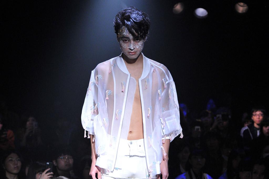 Mikio Sakabe Men's RTW Fall 2015