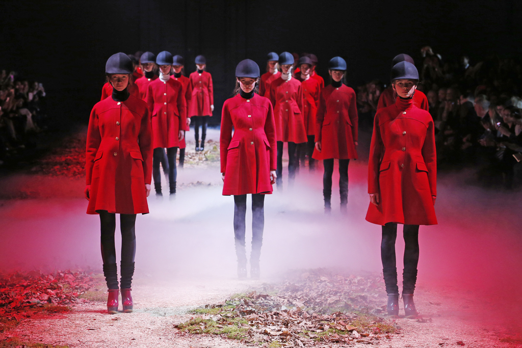 Moncler Gamme Rouge RTW Fall 2015