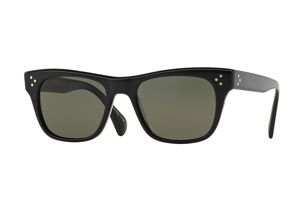 "Oliver Peoples' ""Jack Huston"" frame."