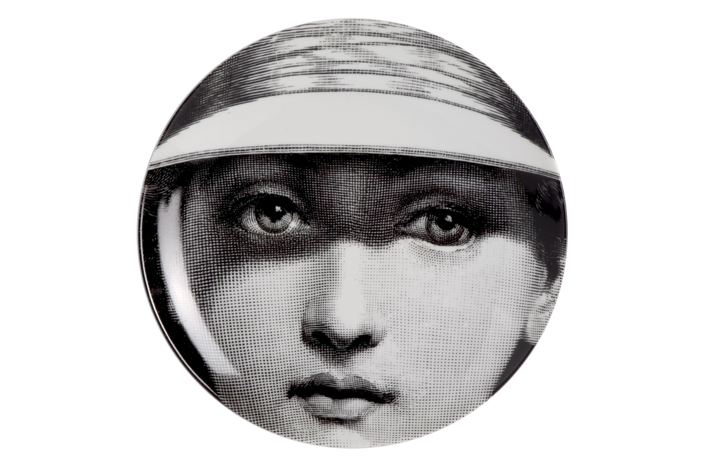One of Piero Fornasetti's best-known styles