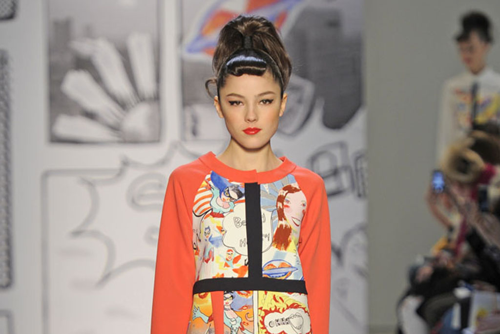 Tsumori Chisato RTW Fall 2015